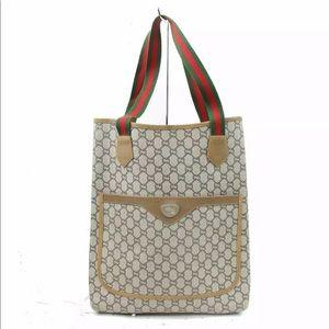 100% Authentic Gucci plus Tote Vintage EUC ✨✨